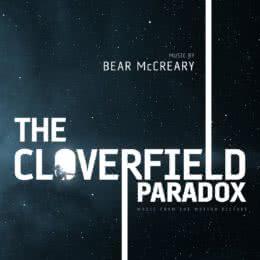 Обложка к диску с музыкой из фильма «Парадокс Кловерфилда»