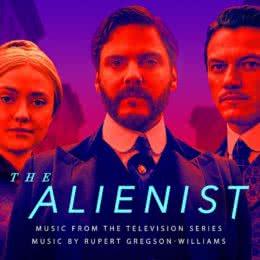 Обложка к диску с музыкой из сериала «Алиенист (1 сезон)»