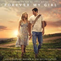 Обложка к диску с музыкой из фильма «Навсегда моя девушка»