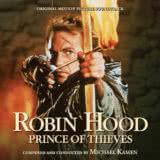 Маленькая обложка диска с музыкой из фильма «Робин Гуд: Принц воров»