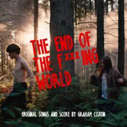 Обложка к диску с музыкой из сериала «Конец ***го мира (1 сезон)»