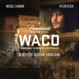 Обложка к диску с музыкой из сериала «Трагедия в Уэйко (1 сезон)»