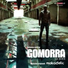 Обложка к диску с музыкой из сериала «Гоморра (1 сезон)»