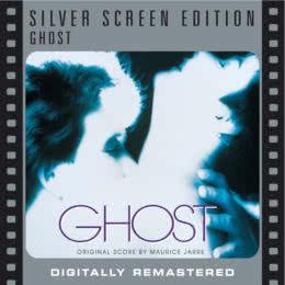 Обложка к диску с музыкой из фильма «Привидение»