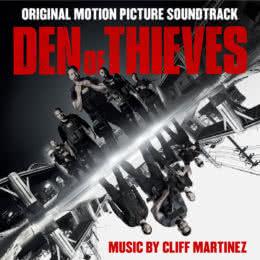 Обложка к диску с музыкой из фильма «Охота на воров»