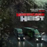 Маленькая обложка к диску с музыкой из фильма «Ограбление в ураган»
