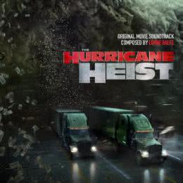 Обложка к диску с музыкой из фильма «Ограбление в ураган»
