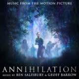 Маленькая обложка к диску с музыкой из фильма «Аннигиляция»