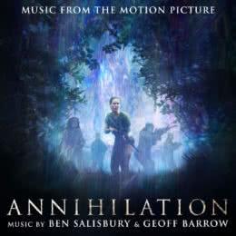 Обложка к диску с музыкой из фильма «Аннигиляция»
