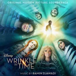 Обложка к диску с музыкой из фильма «Излом времени»