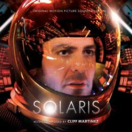 Обложка к диску с музыкой из фильма «Солярис»