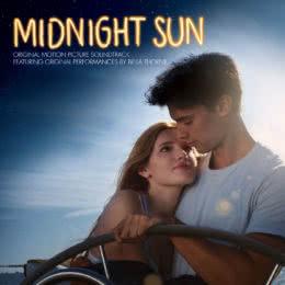 Обложка к диску с музыкой из фильма «Полуночное солнце»