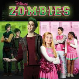Обложка к диску с музыкой из фильма «Зомби»