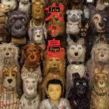 Маленькая обложка диска с музыкой из фильма «Остров собак»