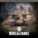 Маленькая обложка диска c музыкой из игры «World of Tanks»