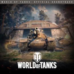 Обложка к диску с музыкой из игры «World of Tanks»