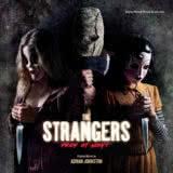 Маленькая обложка к диску с музыкой из фильма «Незнакомцы: Жестокие игры»