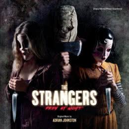 Обложка к диску с музыкой из фильма «Незнакомцы: Жестокие игры»