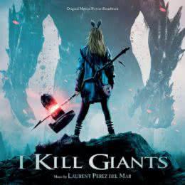 Обложка к диску с музыкой из фильма «Я сражаюсь с великанами»