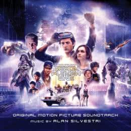 Обложка к диску с музыкой из фильма «Первому игроку приготовиться»