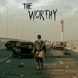 Обложка к диску с музыкой из фильма «Достойный»