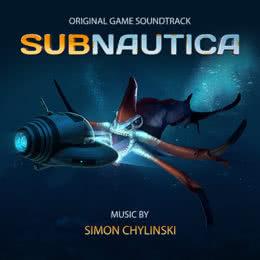 Обложка к диску с музыкой из игры «Subnautica»