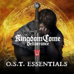 Обложка к диску с музыкой из игры «Kingdom Come: Deliverance»