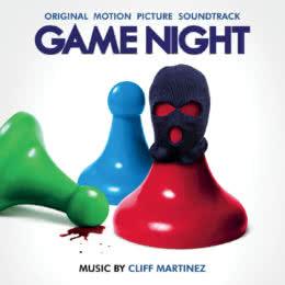 Обложка к диску с музыкой из фильма «Ночные игры»