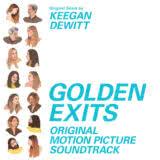 Маленькая обложка к диску с музыкой из фильма «Золотые выходы»
