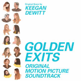 Обложка к диску с музыкой из фильма «Золотые выходы»
