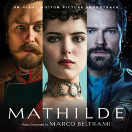 Обложка к диску с музыкой из фильма «Матильда»