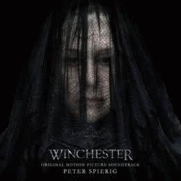 Обложка к диску с музыкой из фильма «Винчестер. Дом, который построили призраки»
