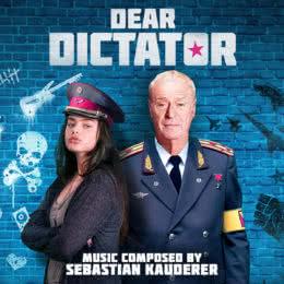 Обложка к диску с музыкой из фильма «Дорогой диктатор»