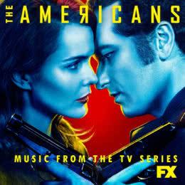 Обложка к диску с музыкой из сериала «Американцы»