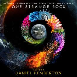 Обложка к диску с музыкой из сериала «Неизвестная планета Земля»