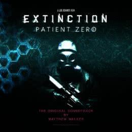Обложка к диску с музыкой из фильма «Вымирание: Пациент Зеро»