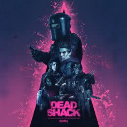 Обложка к диску с музыкой из фильма «Лачуга смерти»