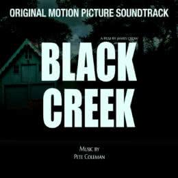 Обложка к диску с музыкой из фильма «Чёрный ручей»
