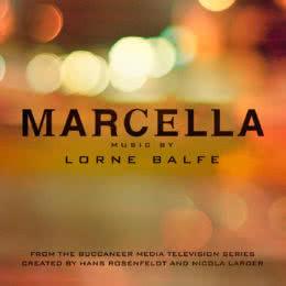 Обложка к диску с музыкой из сериала «Марчелла»