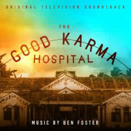 Обложка к диску с музыкой из сериала «Госпиталь хорошей кармы»