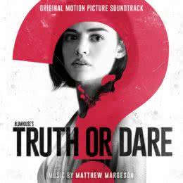 Обложка к диску с музыкой из фильма «Правда или действие»