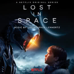 Обложка к диску с музыкой из сериала «Затерянные в космосе (1 сезон)»