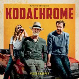 Обложка к диску с музыкой из фильма «Кодахром»