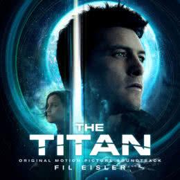 Обложка к диску с музыкой из фильма «Титан»