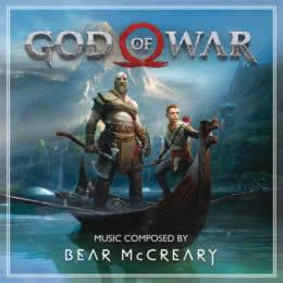 Обложка к диску с музыкой из игры «God of War»