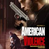 Маленькая обложка к диску с музыкой из фильма «Американская жестокость»
