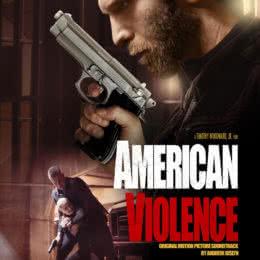 Обложка к диску с музыкой из фильма «Американская жестокость»