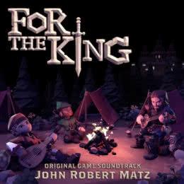 Обложка к диску с музыкой из игры «For The King»