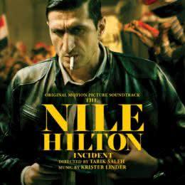 Обложка к диску с музыкой из фильма «Случай в отеле «Нил Хилтон»»