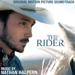 Обложка к диску с музыкой из фильма «Наездник»